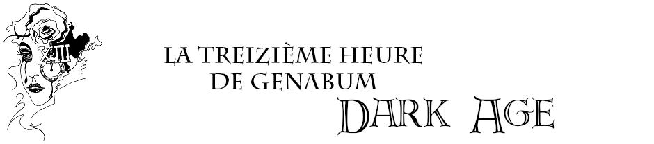 Genabum Dark Age